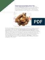 Beginilah Aksi Nakal Penjual Ayam Goreng Daging Oplosan Tikus