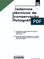 conservação fotográfica