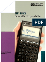 hp48sx owner manual vol 2 rh scribd com hp 48gx user manual hp 48 user manual
