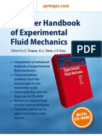 Springer Handbook of Experimental Fluid Dynamics (ROW)