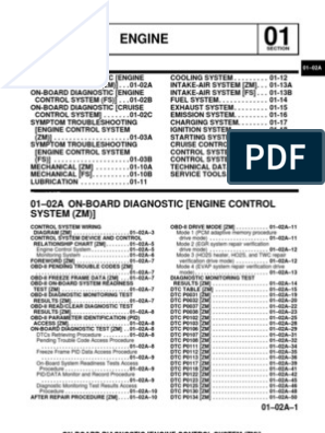 [DIAGRAM_4PO]  Mazda 323, Ford Laser 2002 Service Manual 01 Engine | Systems Engineering |  Manufactured Goods | Wiring Diagram Ford Laser 1990 |  | Scribd