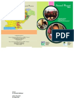 Annual Report of IDSP Pakistan 2011