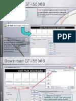 Tutorial Download GSM (GT-i5500B)