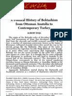 History of Bektashism