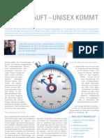 Kundeninformation Unisex