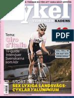 Cykeltidningen Kadens # 4, 2012