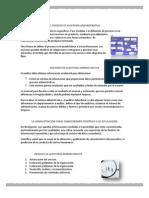 Unidad 10. El Proceso de Auditoria Administrativa