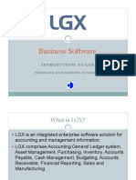LGX Business Software