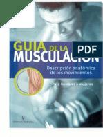 Guia de La Musculacion