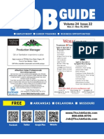 The Job Guide Volume 24 Issue 22