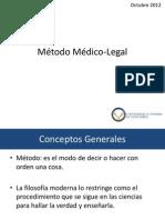 Método Médico-Legal