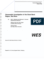 Geomorphic Investigation of the Great Bend Region, Red River