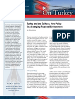Turkey and the Balkans