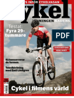 Cykeltidningen Kadens # 7, 2012