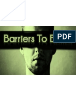 barriers to belief pdf