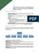 Apuntes. Tema 1, Concepto de Empresa