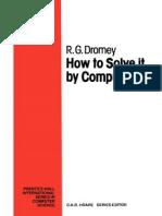Fundamentals Of Computing And Programming By E Balagurusamy Pdf