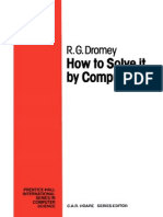 George Polya How To Solve It