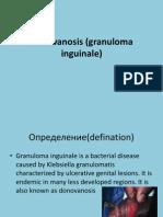 Donovanosis (granuloma inguinale).pps