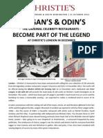Dec - Langan's & Odin's