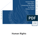 Human Rights On Indigenous