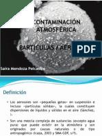 Partículas contaminantes