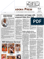 Kadoka Press, November 1, 2012