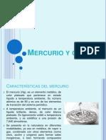 Mercurio y Cromo
