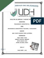Procedimiento Administrativo Trilateral y Sancionador
