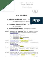 Plan de Labor 10-31-12 SES ESP Voto Joven y Otros