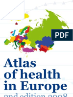 Atlas of Health in Europe, 2nd edition 2008