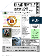 Costambar Monthly November 2012