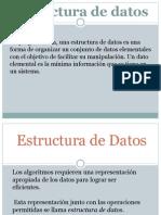 Estructura de Datos 01