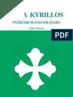 CCR_Pope Kyrillos Edition