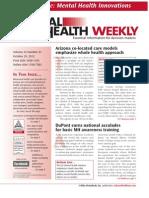 Mental Health Weekly WhatsMyM3