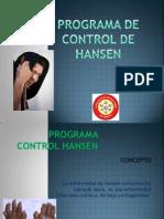 Programa de Control de Hansen
