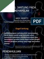 Gagal Jantung Pada Kehamilan by Ardy Moefty Revisi