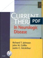 Current Therapy in Neurologic Disease, 7th Edition Textbook
