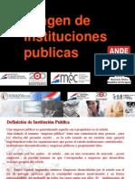Imagen de Instituciones Publi