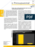 001 Altiplano Presupuestal 31-10-2012