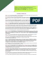 Lettre de La SFEDS Oct. 2012
