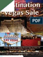Sale Catalog - Destination Vegas Sale