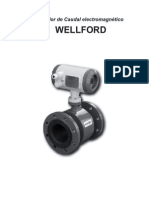 Medidor de Cuadal Wellford