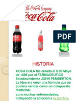 Distribucion Coca Cola