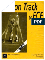 Get on Track to FCE WB Reduced