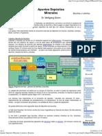 Apuntes Depósitos Minerales_ Lateritas y Bauxitas