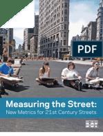 2012 10 Measuring the Street