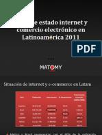 informeestadodeinternetydelcomercioelectrnicoenlatinoamrica-120520120314-phpapp02
