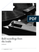 Field Recordings From The Inside