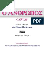 ΑΝΘΡΩΠΟΣ. CARTAS